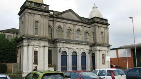 Union Street Methodist Church, Willenhall